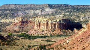 NM Ghost Ranch hike