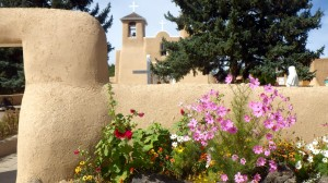NM Taos church