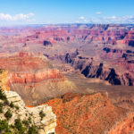 Women traveling together in to the Grand Canyon - adventure trips with Canyon Calling