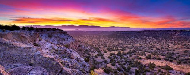Womens Adventure Vacation Northern New Mexico Magic Canyon Calling