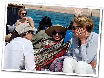 Women Traveling Together All Over The Globe With Canyon Calling!